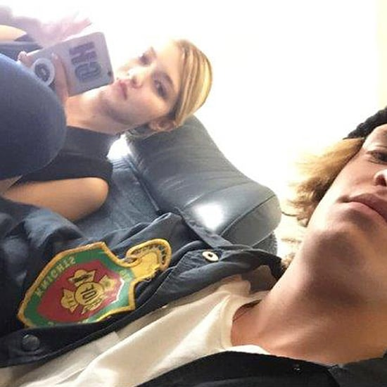 Cody Simpson Was Seated by Gigi Hadid on a Plane and Shared the Perfect Snapchat
