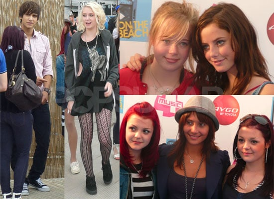 Weekly Roundup Of All The Top Stories On PopSugar UK Including Exclusive T4 On The Beach Coverage & Photos Featuring Skins Cast