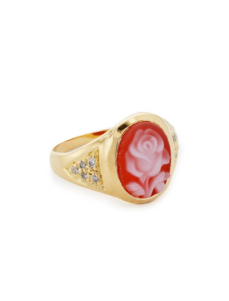 Jacquie Aiche JA Small Rose Ring