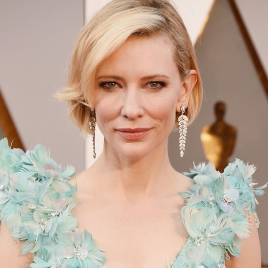 Cate Blanchett Oscars 2016 Hair, Makeup and Skincare