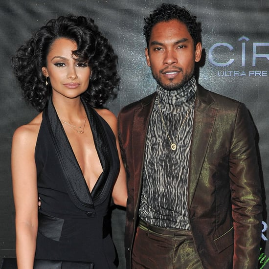 Miguel Engaged to Nazanin Mandi