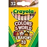Crayola's Colours of the World Crayons