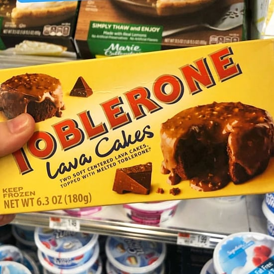 Toblerone's Lava Cakes Come With an Extra Candy Bar Layer