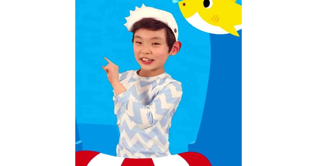 baby shark song origin popsugar family