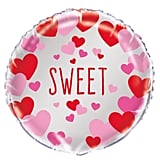 """Sweet"" Valentine's Day Heart Balloon"