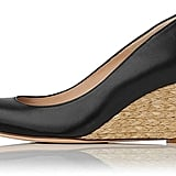 LK Bennett Zella Wedge Black ($325)