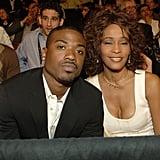 Whitney Houston et Ray J