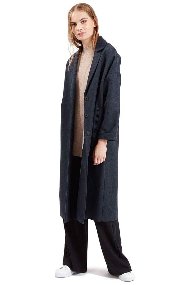 Topshop Duster Coat  ($170)