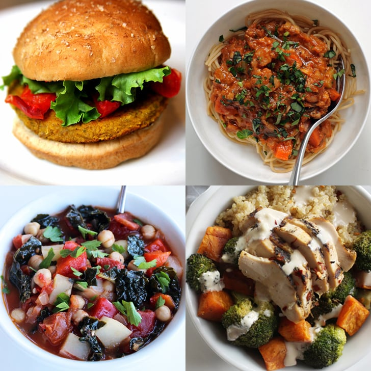 healthy recipes under 500 calories popsugar fitness
