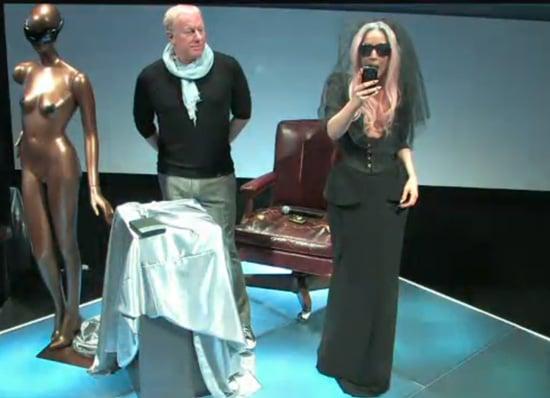 Lady Gaga Announces Grey Label Polaroid Products