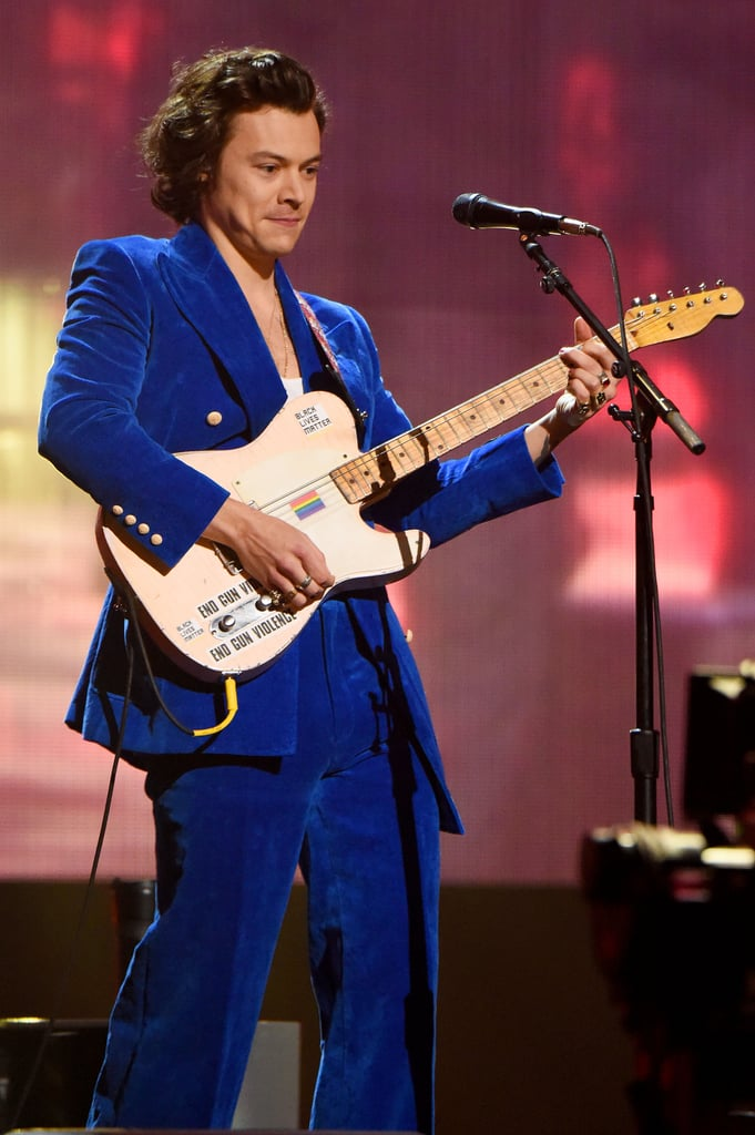 Harry Styles in March 2019