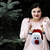 Wear fun *ugly* sweaters on a daily basis.