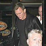 Daniel Craig hosted an SNL episode and attended the afterparty in NYC.