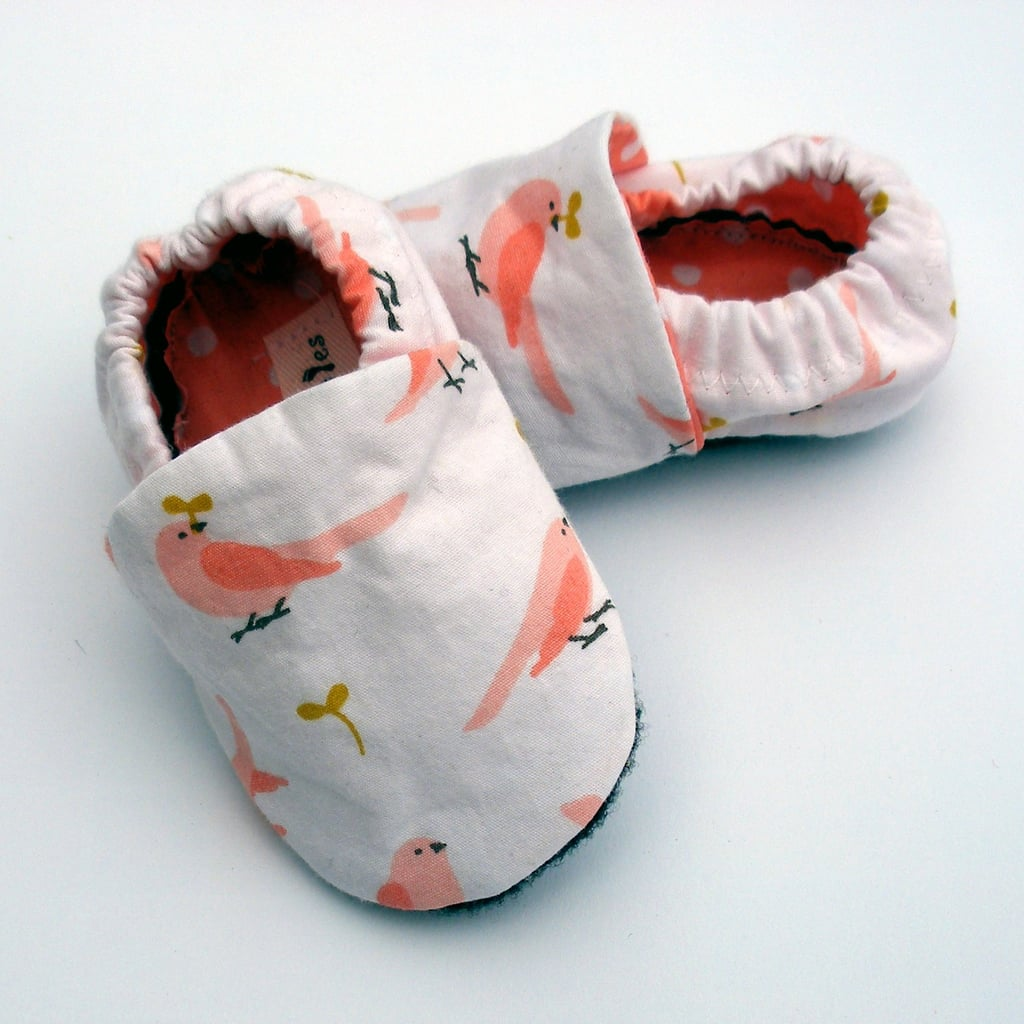 Growing Up Wild Organic Baby Shoes