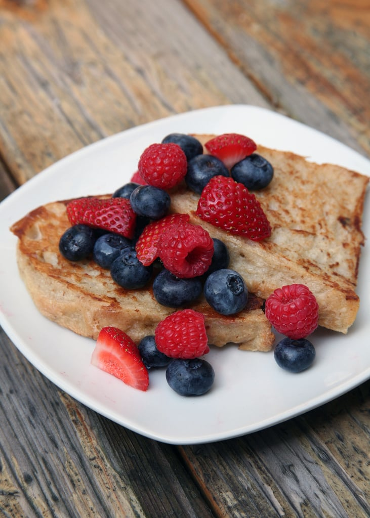 6 French Toast Recipes So Healthy, You'll Want to Eat Them Every Day