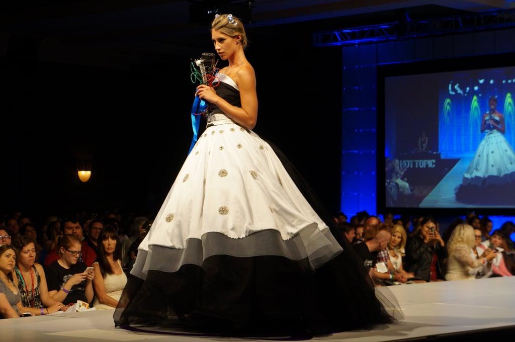 4. Dalek Wedding Dress