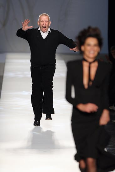 """Ines de la Fressange Trumps """"All Those Sexy Little Things"""" at Gaultier Spring 2009"""