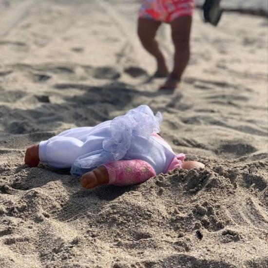 Alexis Olympia Ohanian's Doll Instagram