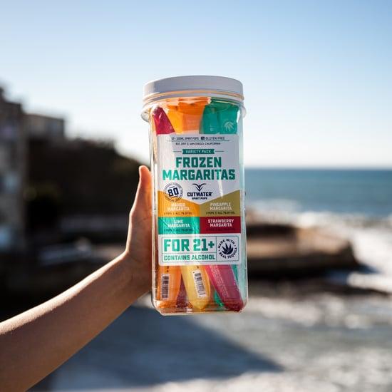 Cutwater Spirits Just Released 80-Calorie Margarita Pops!