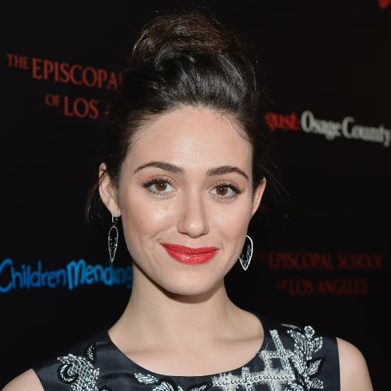 Emmy Rossum's Beauty Tips