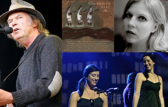 Cool Female Artists Cover Neil Young