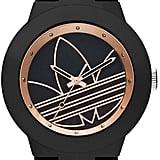 adidas 'Aberdeen' Silicone Strap Watch ($75)