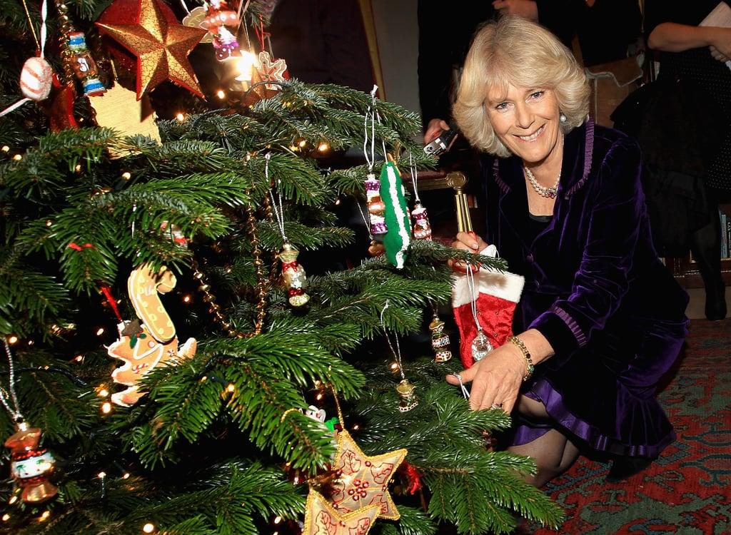 Go Glitzy on Christmas Eve