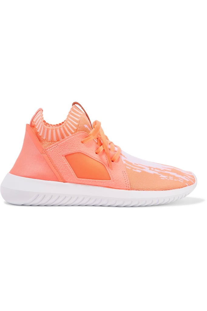 new products fc880 47c31 Adidas Tubular Defiant Primeknit Sneakers