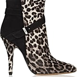 Tabitha Simmons Hunter Leopard-Print Ankle Boots ($673, originally $1,345)