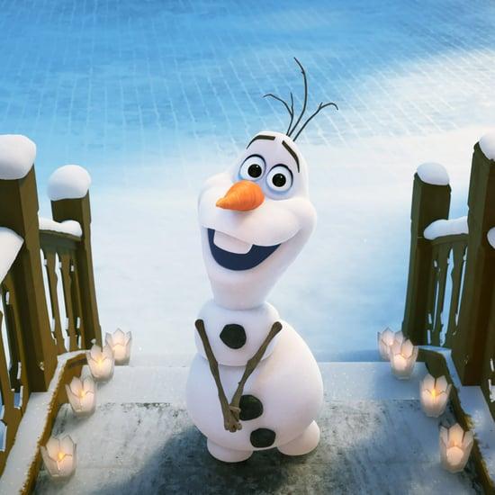 Watch Josh Gad Narrate The Last Dance as Olaf