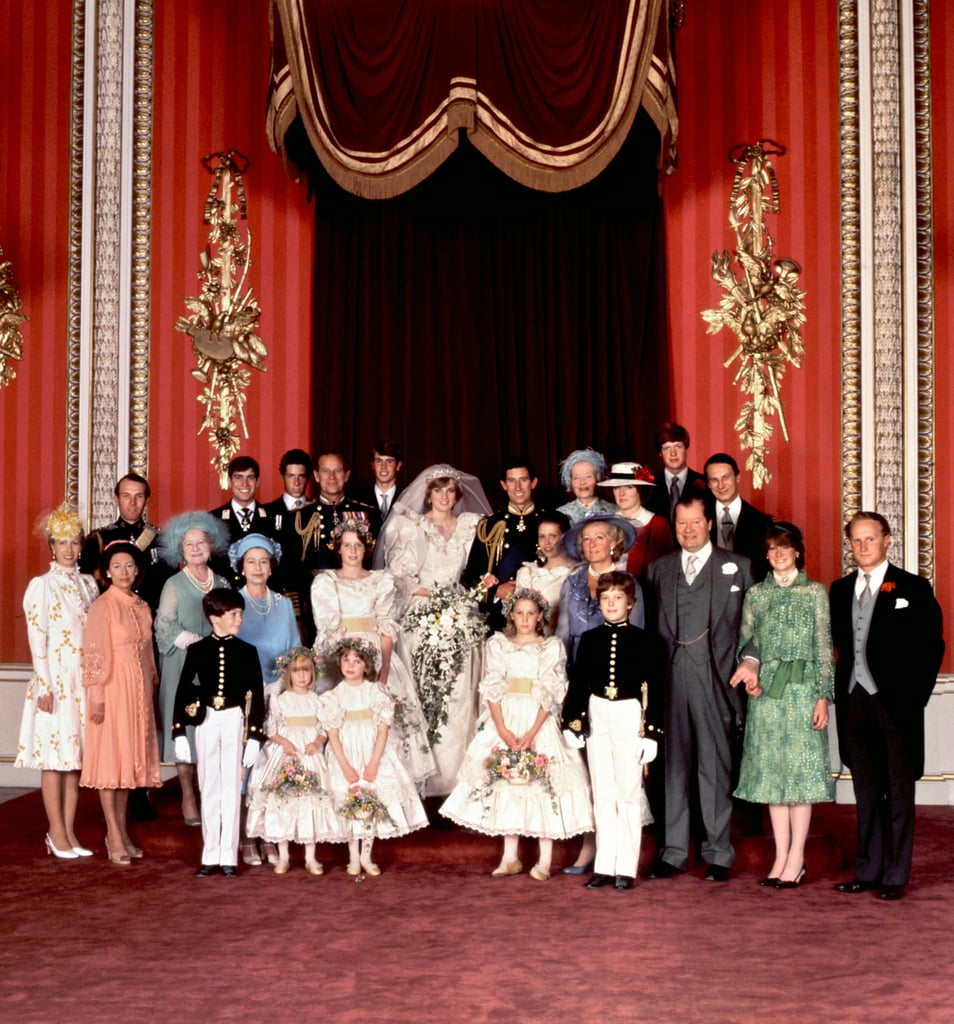 Wedding of Britain's Prince Charles and Diana Spencer