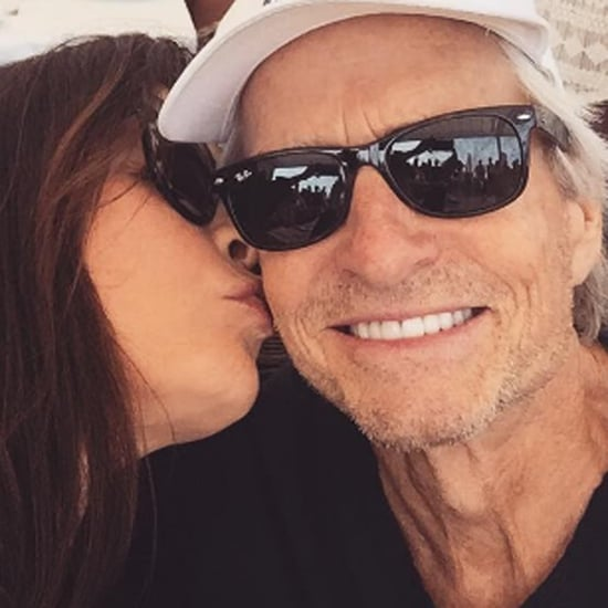 Catherine Zeta-Jones and Michael Douglas Birthday Post 2016