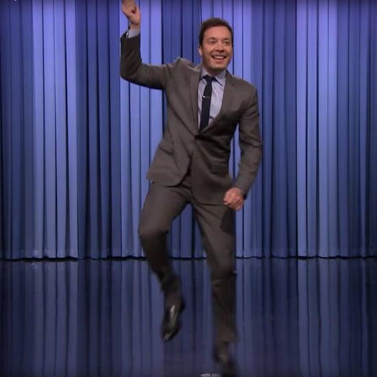 "Jimmy Fallon ""Gangnam Style"" Dance"