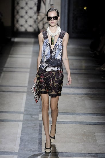 Dries Van Noten spring 2010