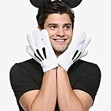 Mickey Mouse Ears & Gloves Costume Kit