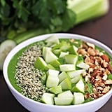 Savory Green Smoothie Bowl