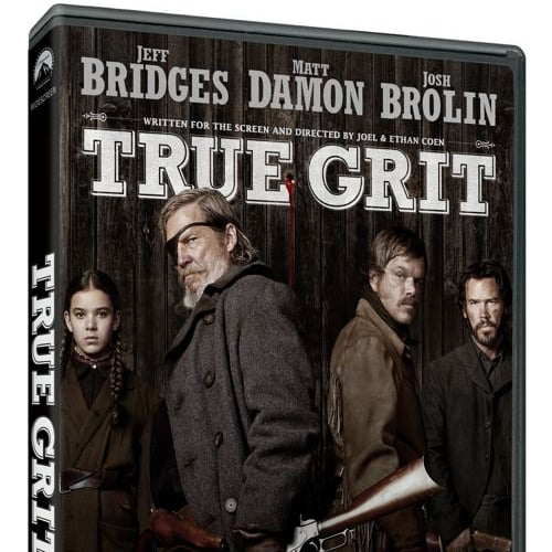 New DVD Releases For June 7 Include True Grit and Just Go With It