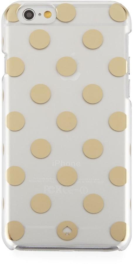 Kate Spade New York Le Pavillion Polka-Dot Phone Case