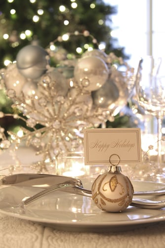Set a Sweet and Sparkling Table