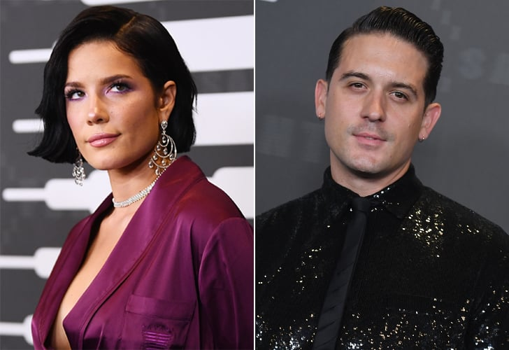 Did Halsey Run Into G-Eazy at the Savage x Fenty Show?