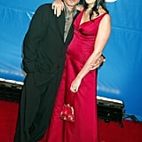 Marc Anthony and Dayanara Torres, 2003