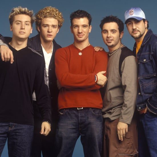 NSYNC Holiday Gifts and Merchandise