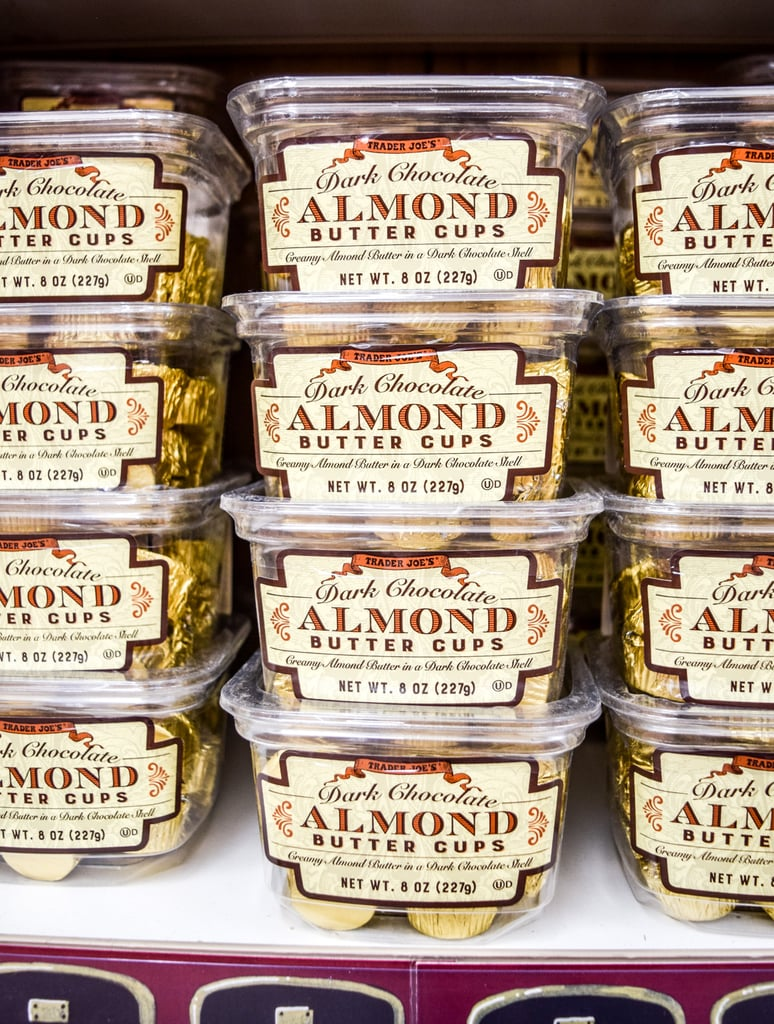 Trader Joe's Dark Chocolate Almond Butter Cups
