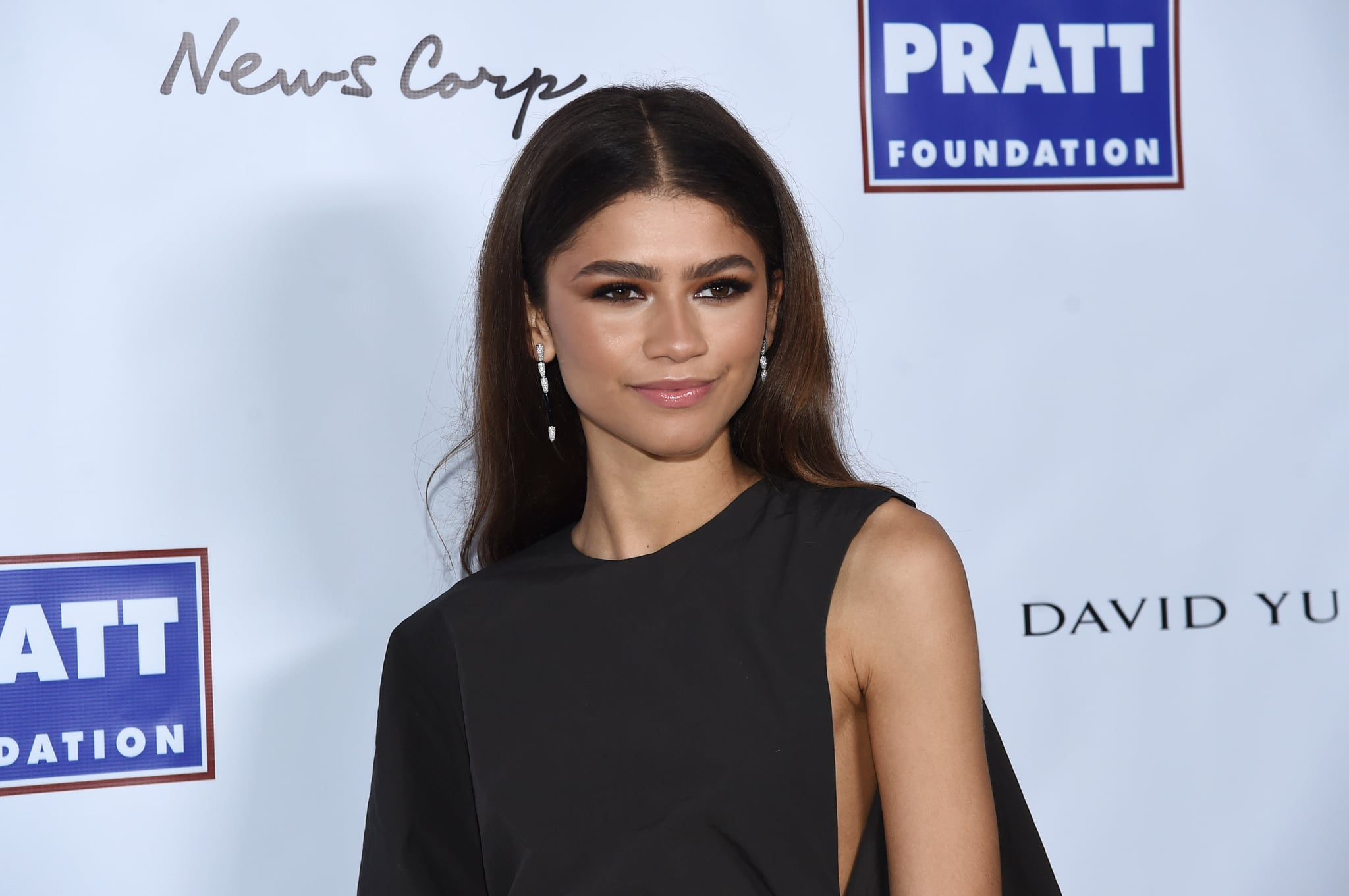 NEW YORK, NEW YORK - JANUARY 30: Zendaya attends the 2020 AAA Arts Awards at Skylight Modern on January 30, 2020 in New York City. (Photo by Jamie McCarthy/Getty Images)