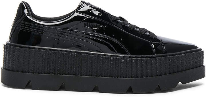 the best attitude 1306f 4d084 Fenty Puma by Rihanna Pointy Patent Leather Creeper Sneakers ...