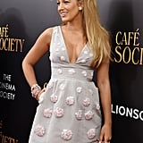 Blake Lively and Kristen Stewart at Cafe Society Premiere