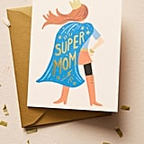 Rifle Paper Co. Superhero Mother's Day Card