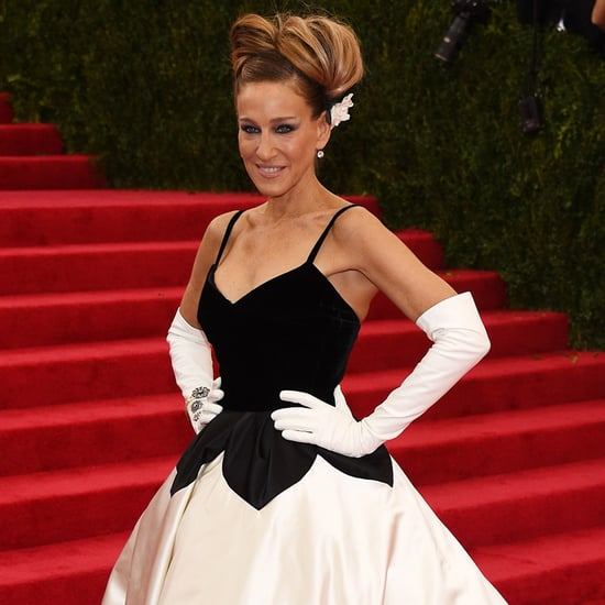 2014 Met Gala Red Carpet Dress Pictures