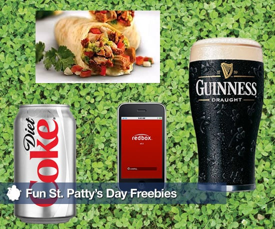 St. Patrick's Day Freebies Coupon From Baja Fresh, Jersey Mikes and More