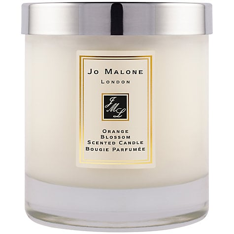 Jo Malone Orange Blossom Scented Home Candle ($65)